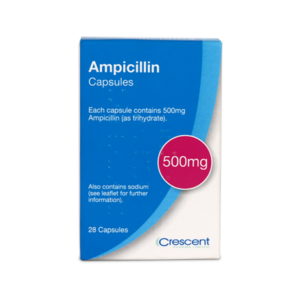 Ampicillin 500mg Capsules