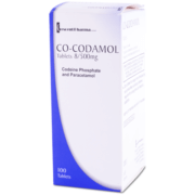 Co-Codamol Tablets (POM)