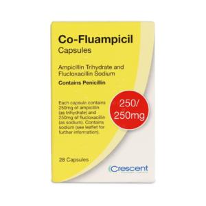 Co-Fluampicil 250mg/250mg Capsules