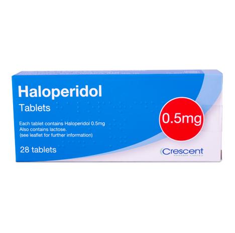 Haloperidol 0.5mg Tablet