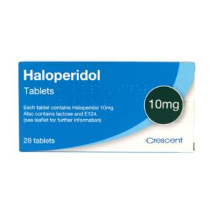 Haloperidol 10mg Tablets