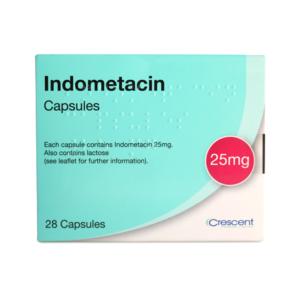 Indometacin 25mg Capsules
