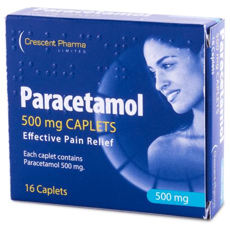 Paracetamol Tablets (GSL)