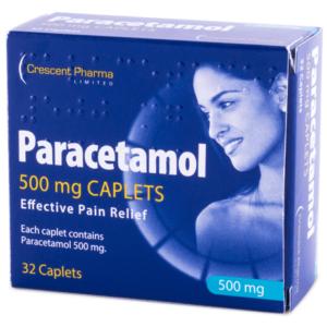 Paracetamol Tablets (P)
