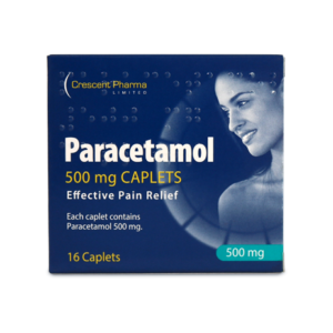 Paracetamol 500mg Tablets (GSL)