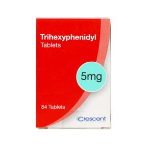 Trihexyphenidyl 5mg Tablets