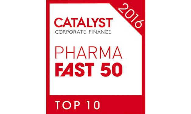 Catalyst Pharma Fast 50