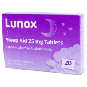 Lunox Sleep Aid Tablets