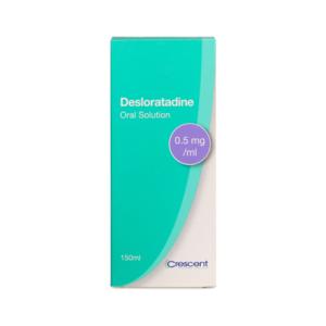 Desloratadine 0.5mg/ml Oral Solution