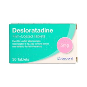 Desloratadine 5mg Film-Coated Tablets