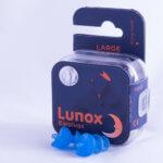 Lunox Earplugs are Ear!