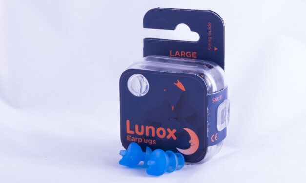 Lunox Earplugs are Ear!