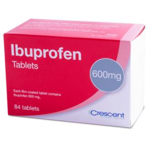 Ibuprofen Tablets - 600mg