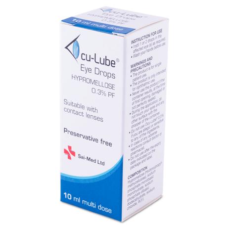 Ocu-lube Preservative Free Eye Drops