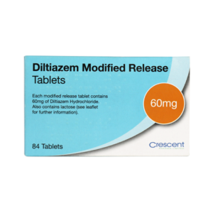 Diltiazem Modified-release Tablets 60mg