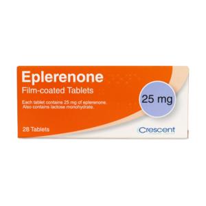Eplerenone 25mg Film-coated Tablets