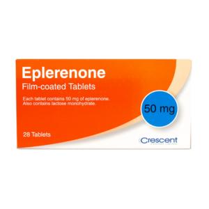 Eplerenone 50mg Film-coated Tablets