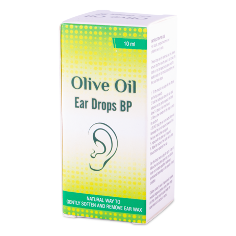 Olive Oil Ear Drops BP