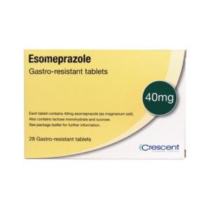 Esomeprazole 40mg Gastro-Resistant Tablets