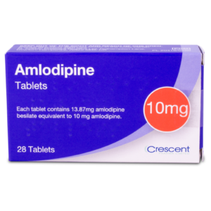 Amlodipine 10mg Tablets
