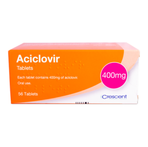 Aciclovir 400mg Tablets