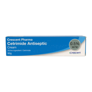 Cetrimide Antiseptic 0.5% w/w Cream