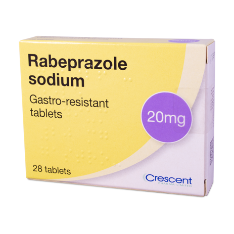 Rabeprazole 20mg GR Tablets