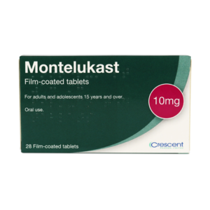 Montelukast 10mg Film-coated Tablets