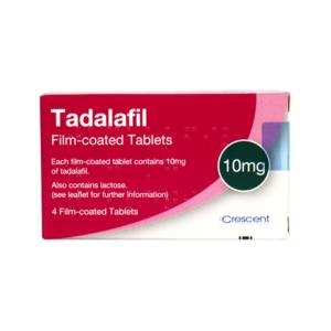 Tadalafil 10mg Film-coated Tablets