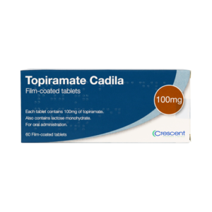 Topiramate 100mg Film-coated Tablets