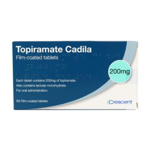 Topiramate 200mg Film-coated Tablets