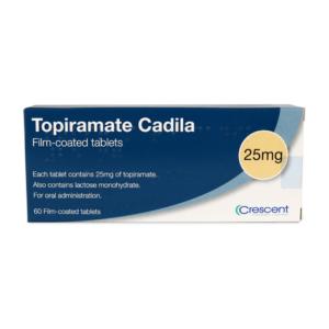 Topiramate 25mg Film-coated Tablets