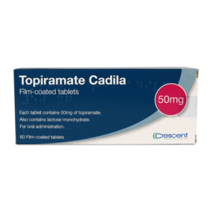 Topiramate 50mg Film-coated Tablets